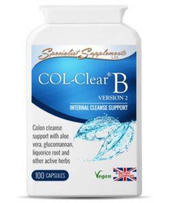 Col Clear B Colon Cleanse