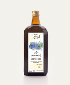 Olvita Black Cumin Seed Oil - 500ml