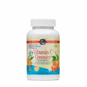 nordic naturals vitamin C gummies x 120